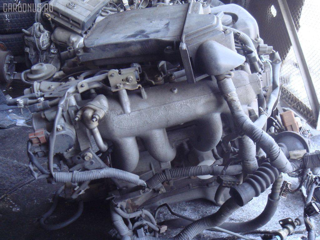 Двигатель NISSAN AD VAN VFY11 QG15DE. Фото 4