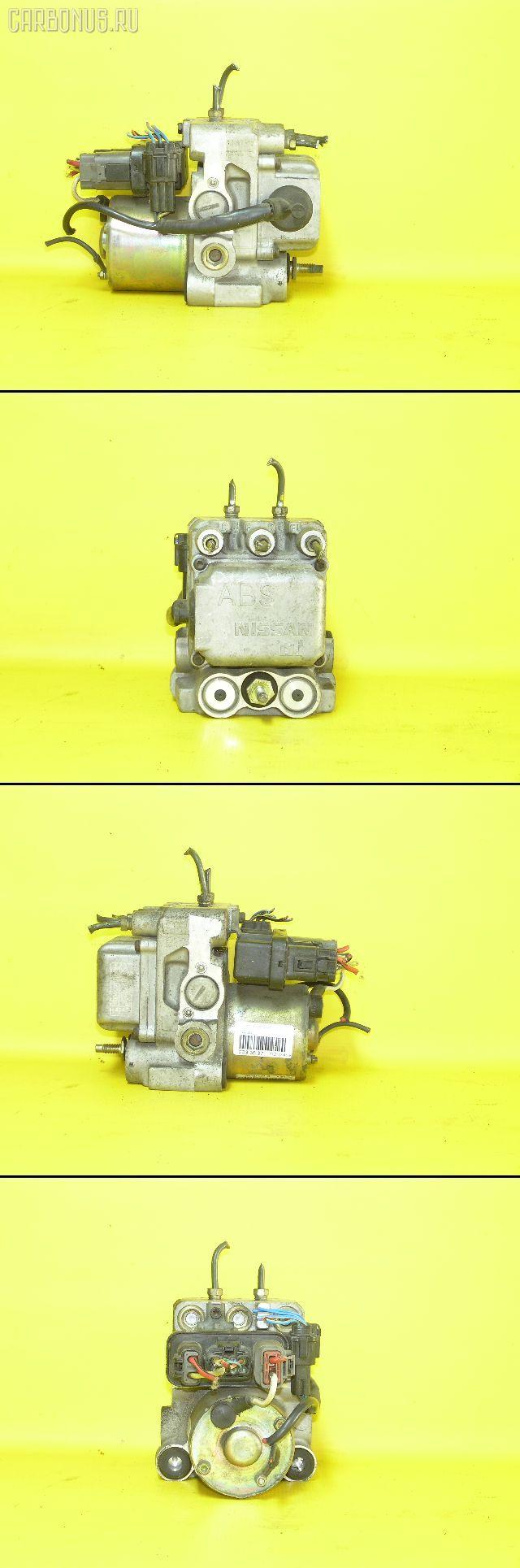 Блок ABS NISSAN LAUREL GNC35 RB25DE