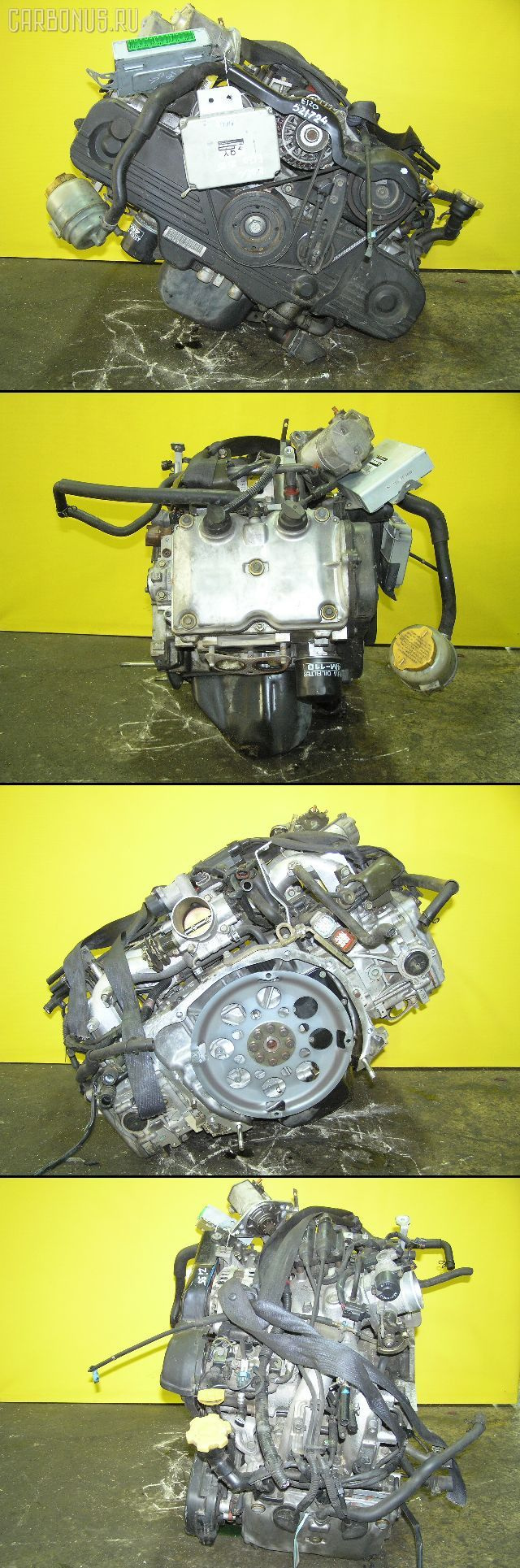 Двигатель SUBARU LEGACY WAGON BH5 EJ202. Фото 1