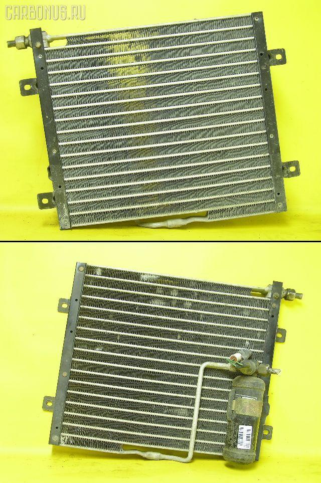 Радиатор кондиционера ISUZU ELF NKR58E 4BE1 Фото 1