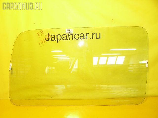 Стекло Toyota Hiace regius LXH49V Фото 1