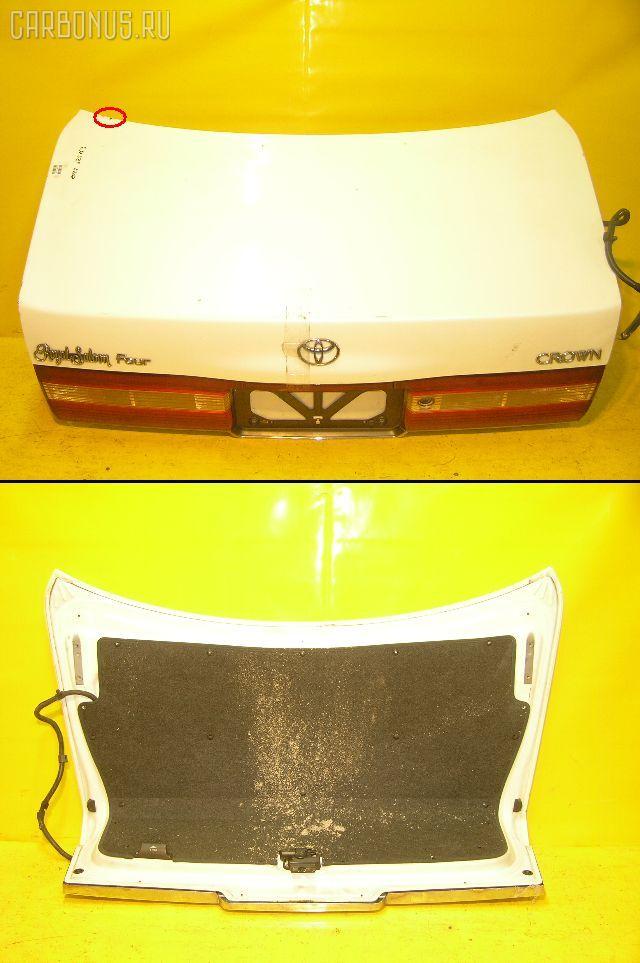 Крышка багажника TOYOTA CROWN JZS153. Фото 1
