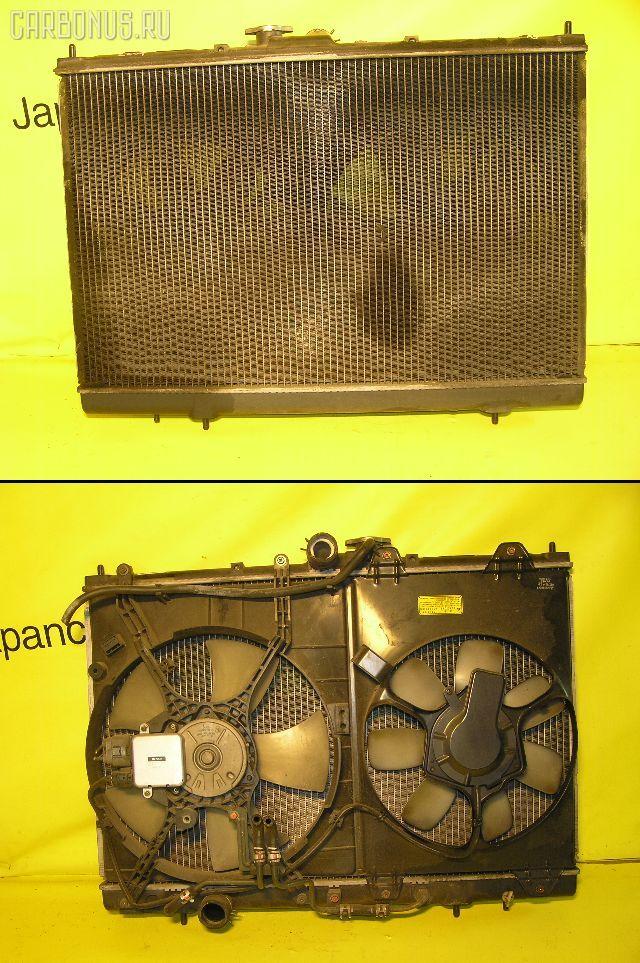 Радиатор ДВС MITSUBISHI CHARIOT GRANDIS N84W 4G64. Фото 2