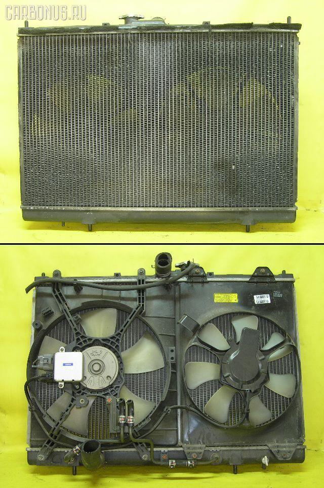 Радиатор ДВС MITSUBISHI CHARIOT GRANDIS N84W 4G64. Фото 3