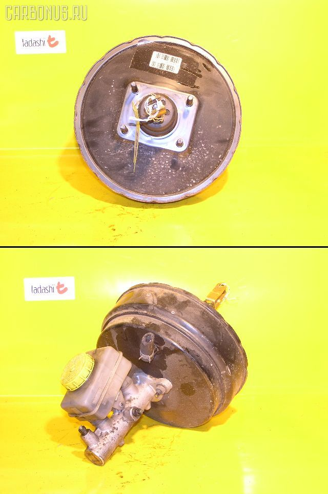 Главный тормозной цилиндр NISSAN RNESSA N30 SR20DE. Фото 3