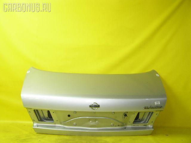 Крышка багажника NISSAN CEFIRO A32. Фото 2