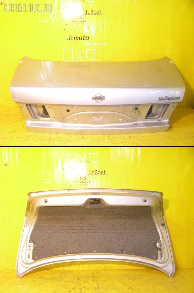Крышка багажника NISSAN CEFIRO A32. Фото 1