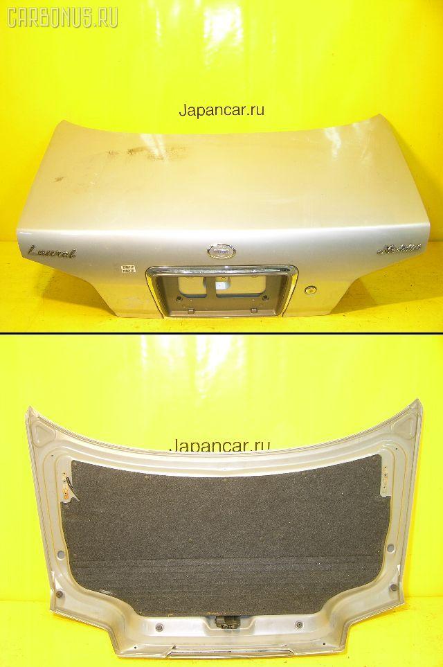 Крышка багажника NISSAN LAUREL HC35. Фото 1