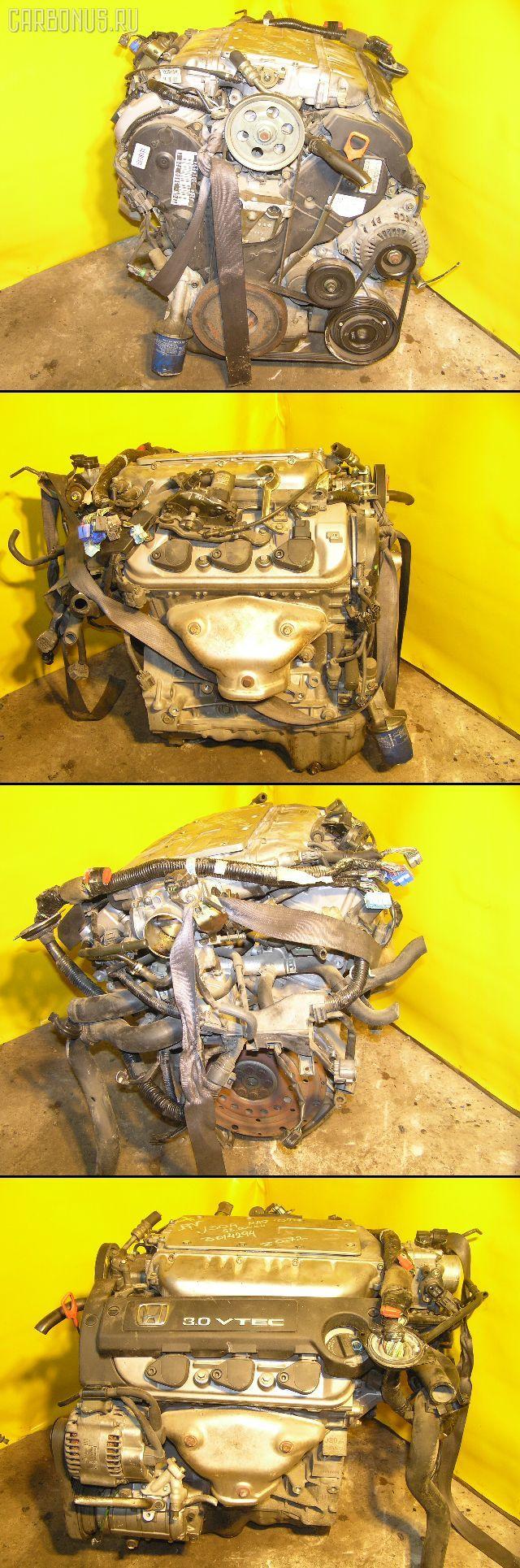 Двигатель HONDA ODYSSEY RA9 J30A. Фото 1