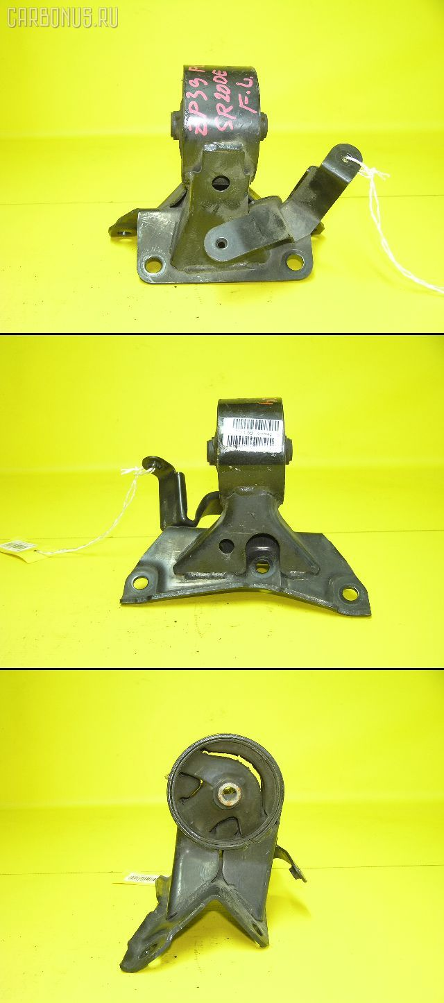 Подушка двигателя NISSAN SERENA PC24 SR20DE. Фото 1