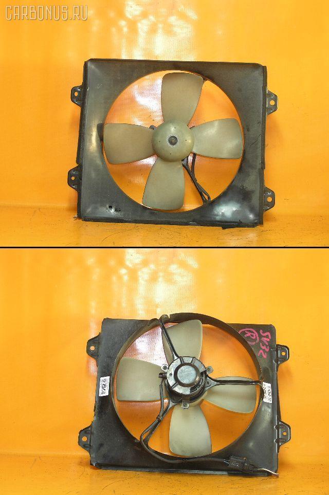 Вентилятор радиатора кондиционера TOYOTA SV32