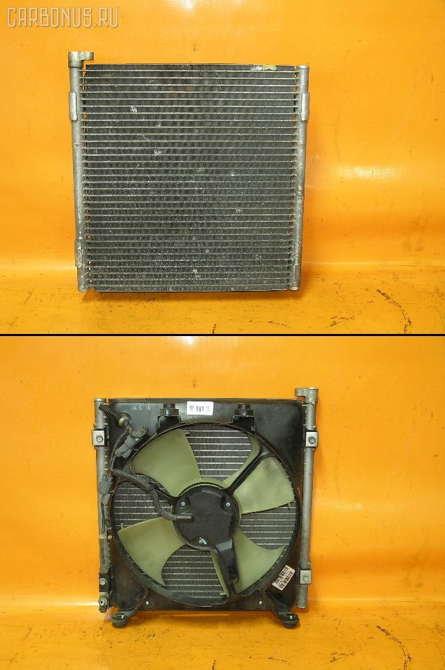 Радиатор кондиционера HONDA CAPA GA4 D15B. Фото 1