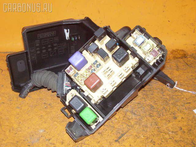 Блок предохранителей TOYOTA CHASER GX100 1G-FE. Фото 1