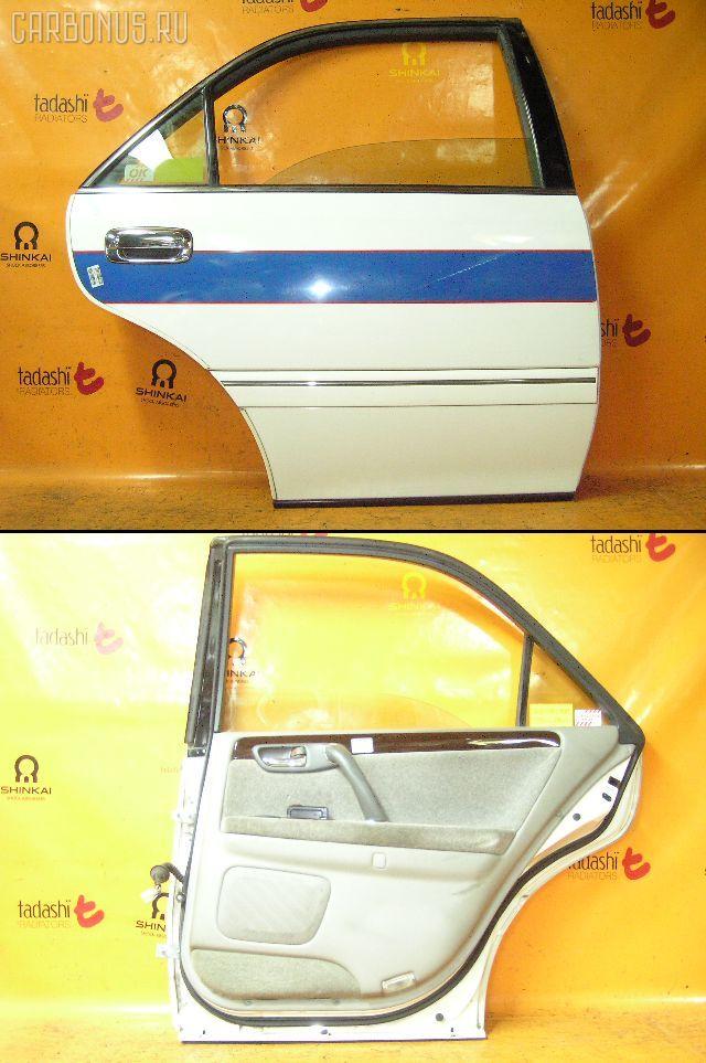 Дверь боковая Toyota Crown JZS171 Фото 1