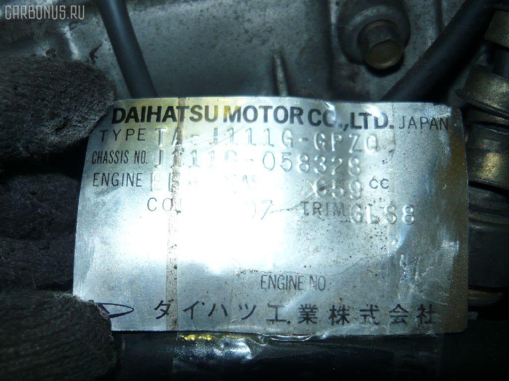 КПП автоматическая DAIHATSU TERIOS KID J111G EF-DEM. Фото 2