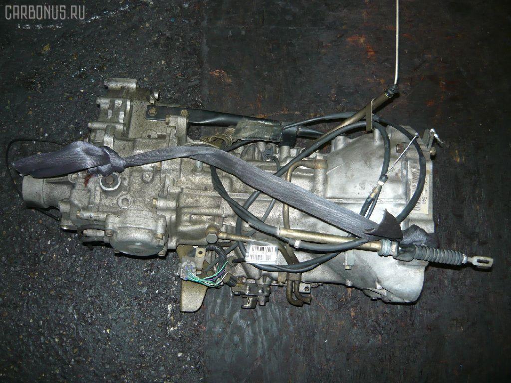КПП автоматическая DAIHATSU TERIOS KID J111G EF-DEM. Фото 6