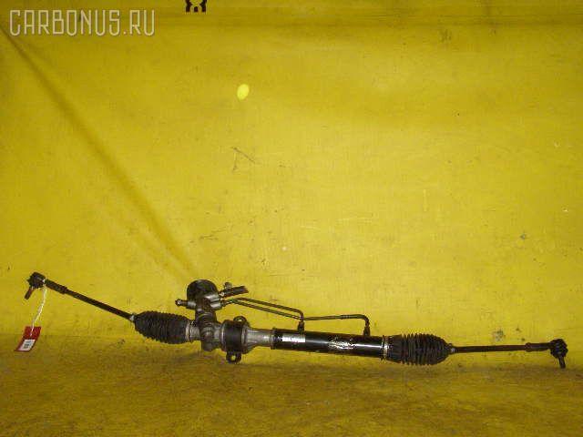 Рулевая рейка HONDA HR-V GH3 D16A. Фото 1