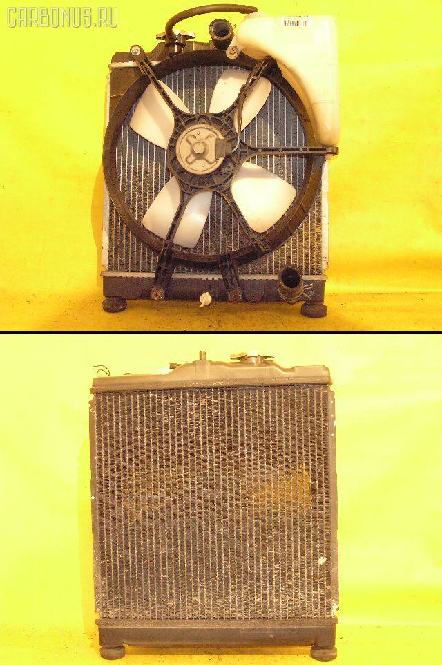 Радиатор ДВС HONDA HR-V GH3 D16A. Фото 1