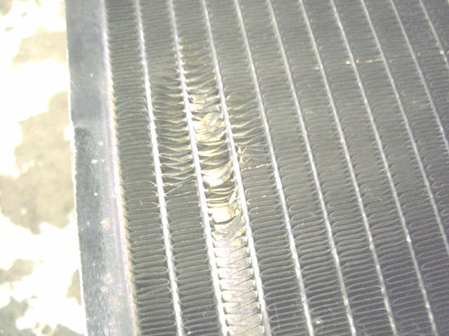 Радиатор ДВС TOYOTA VISTA CV43 3C-T. Фото 1