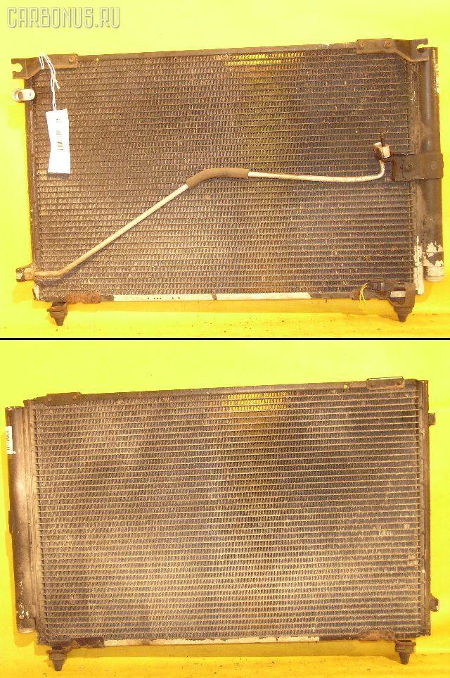 Радиатор кондиционера TOYOTA GAIA ACM10G 1AZ-FSE. Фото 1