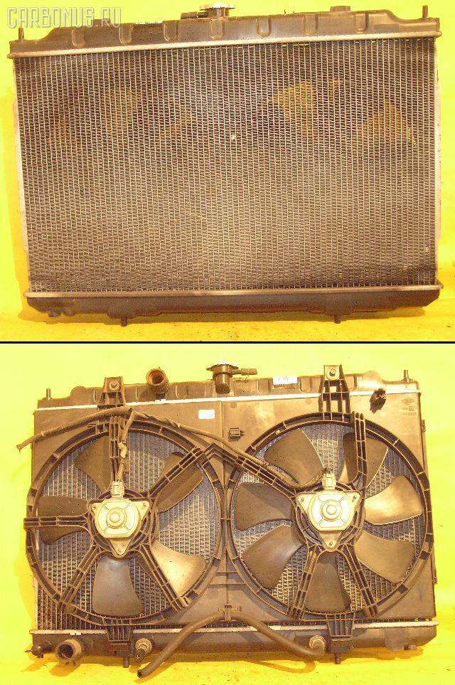 Радиатор ДВС NISSAN TINO V10 QG18DE. Фото 1