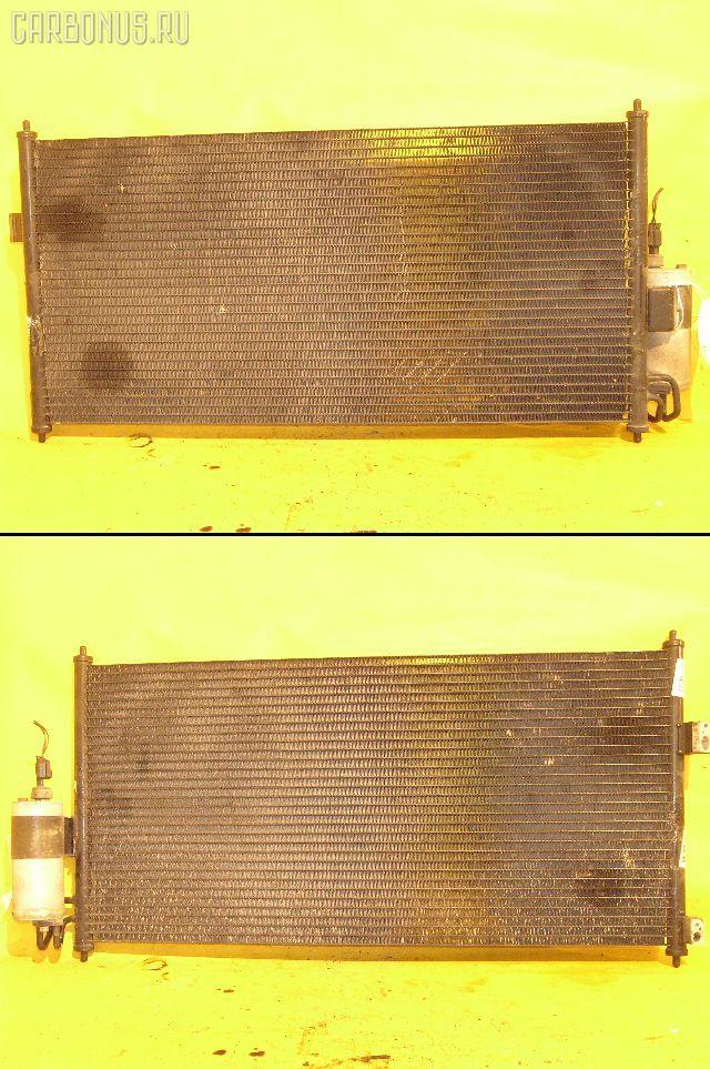 Радиатор кондиционера NISSAN TINO V10 QG18DE. Фото 1