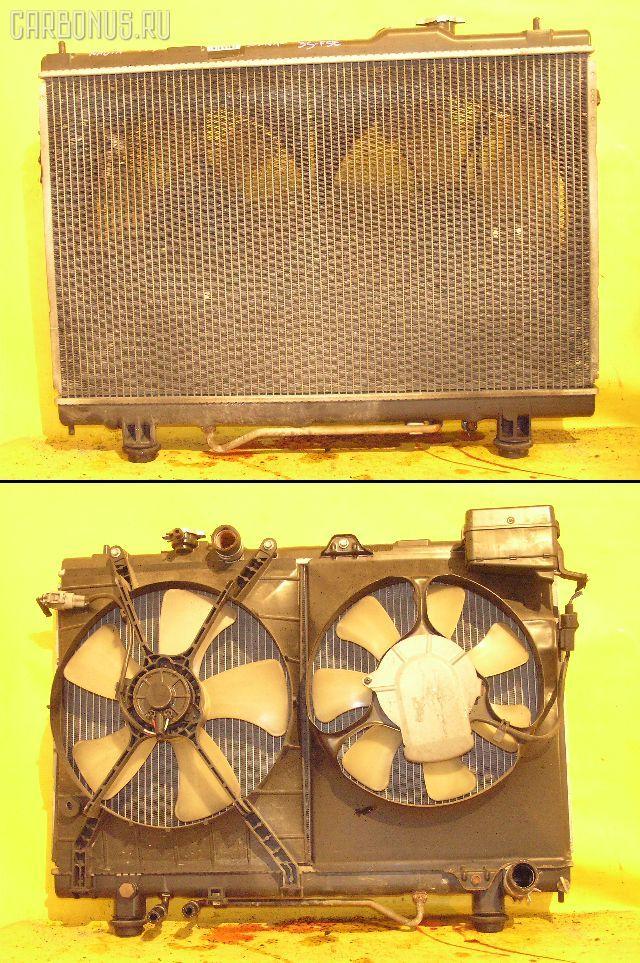 Радиатор ДВС TOYOTA NADIA SXN10 3S-FE. Фото 1