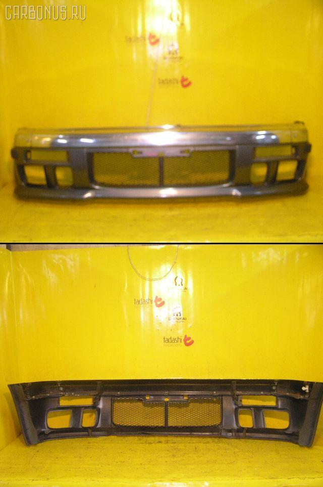 Бампер NISSAN TERRANO LR50. Фото 1