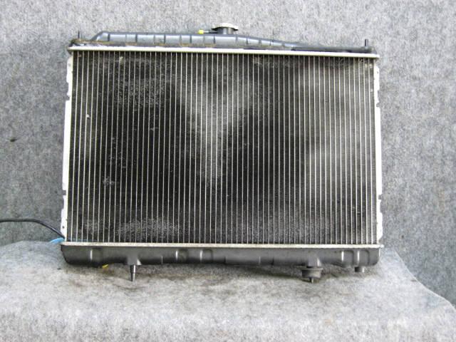 Радиатор ДВС NISSAN SKYLINE ECR33 RB25DE. Фото 3