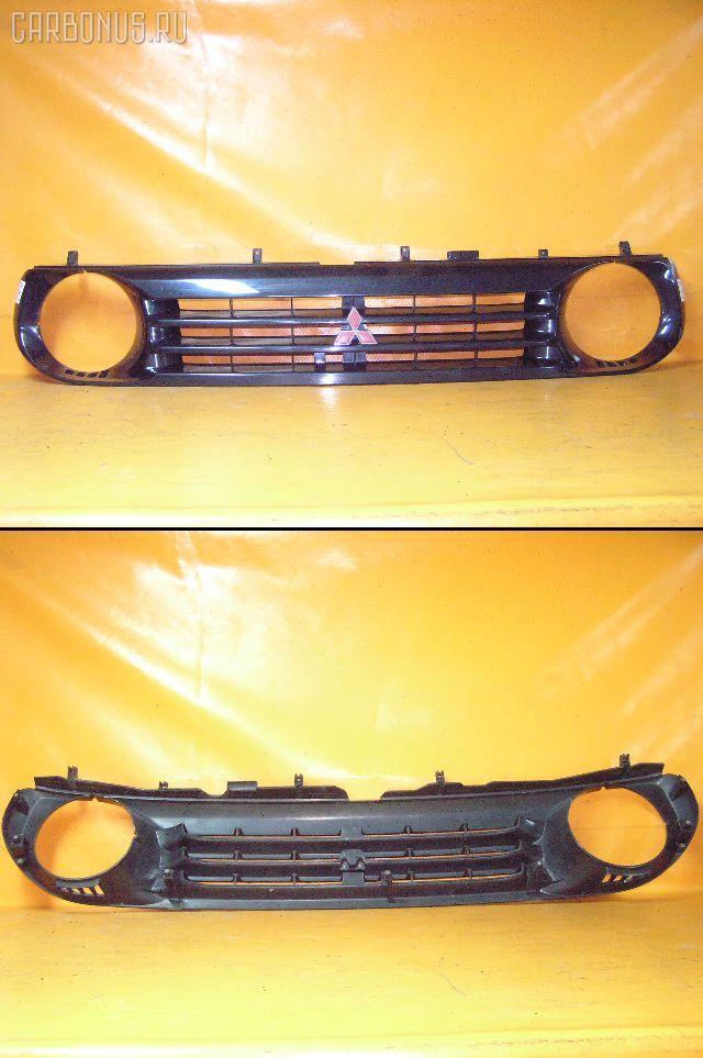 Решетка радиатора MITSUBISHI PAJERO JUNIOR H57A. Фото 1
