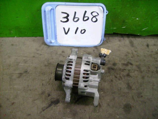 Генератор NISSAN TINO V10 QG18DE. Фото 4