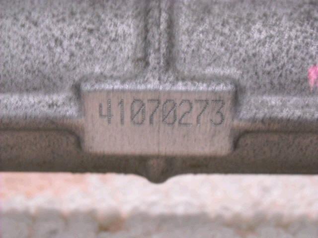 Рулевая рейка TOYOTA COROLLA SPACIO NZE121N 1NZ-FE. Фото 3