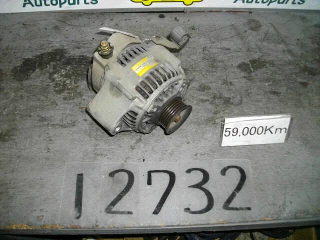 Генератор TOYOTA IPSUM SXM15G 3S-FE. Фото 3