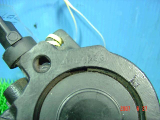 Гидроусилитель TOYOTA CORONA ST190 4S-FE. Фото 2