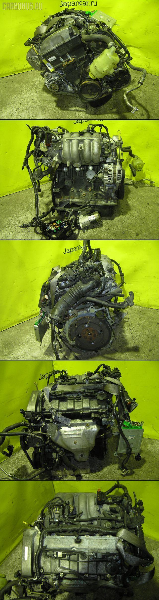 Двигатель MAZDA PREMACY CP8W FP-DE. Фото 2