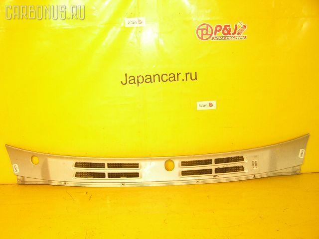 Решетка под лобовое стекло MITSUBISHI PAJERO V45W. Фото 1