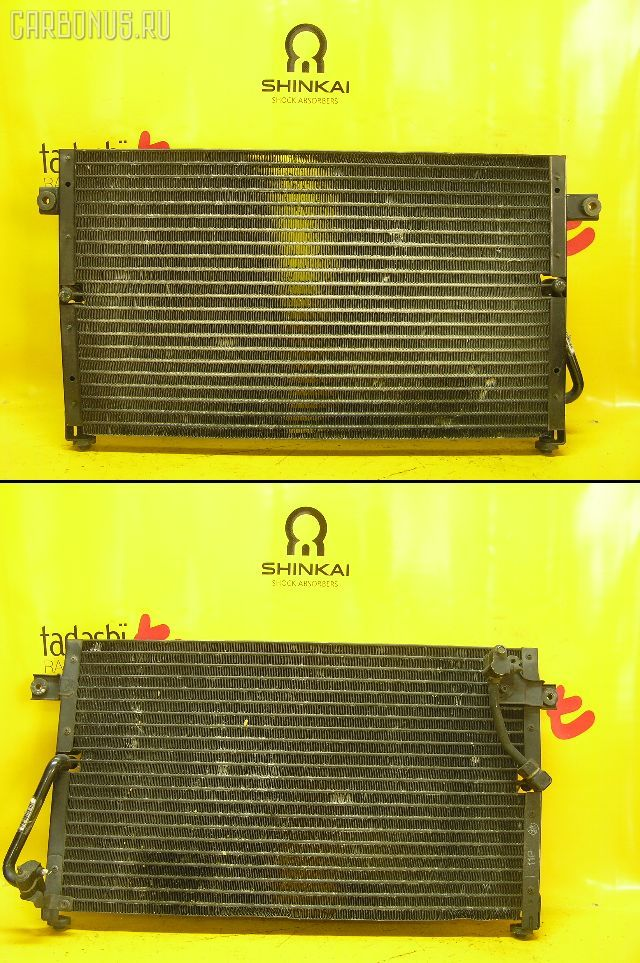 Радиатор кондиционера MITSUBISHI PAJERO V45W 6G74. Фото 1