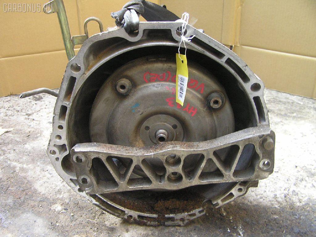 КПП автоматическая NISSAN CEDRIC HY33 VQ30DE. Фото 4