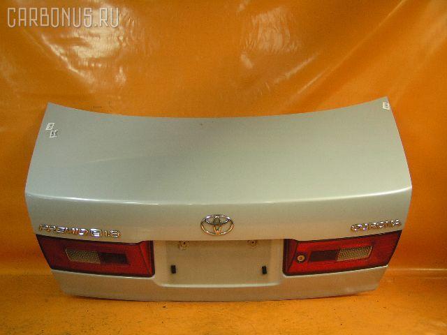 Крышка багажника TOYOTA CORONA PREMIO ST210. Фото 1