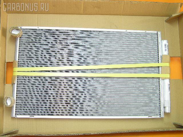 Радиатор кондиционера TOYOTA ALLEX NZE121 1NZ-FE. Фото 1