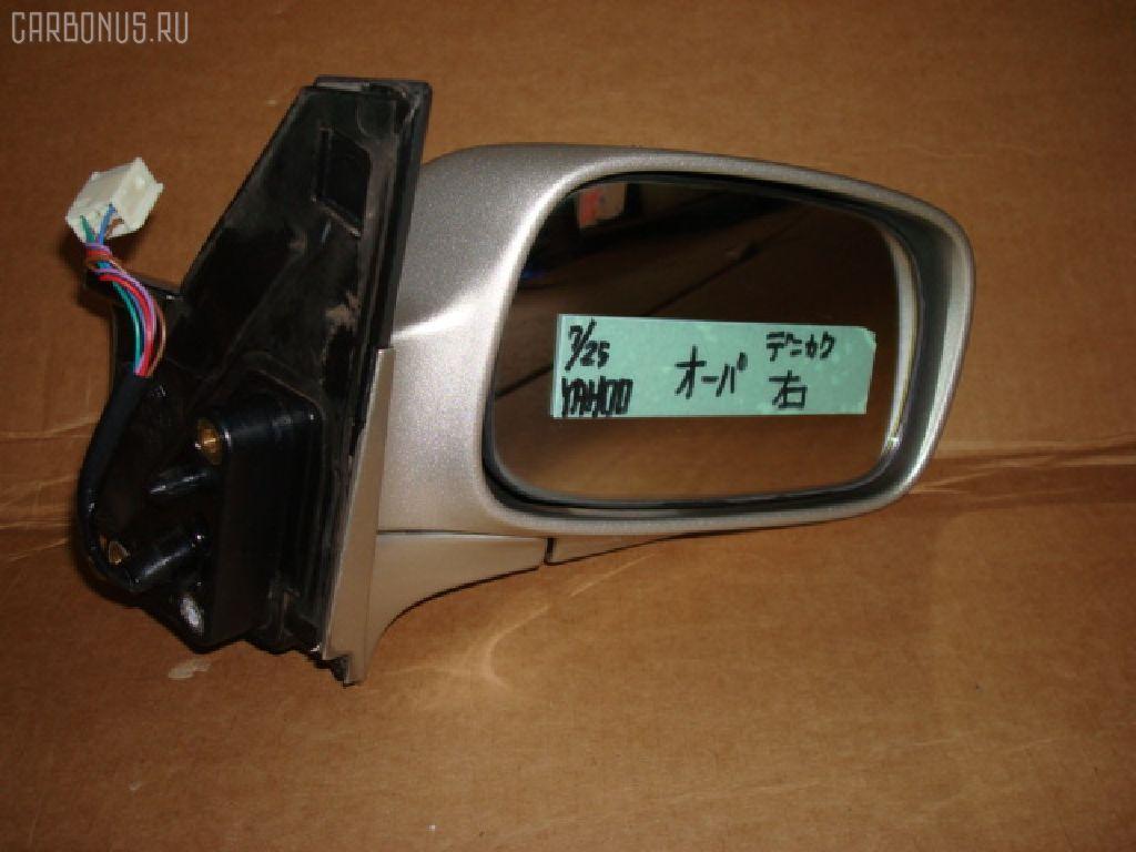 Зеркало двери боковой TOYOTA OPA ZCT10. Фото 4