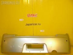 Бампер Toyota Will vi NCP19 Фото 1
