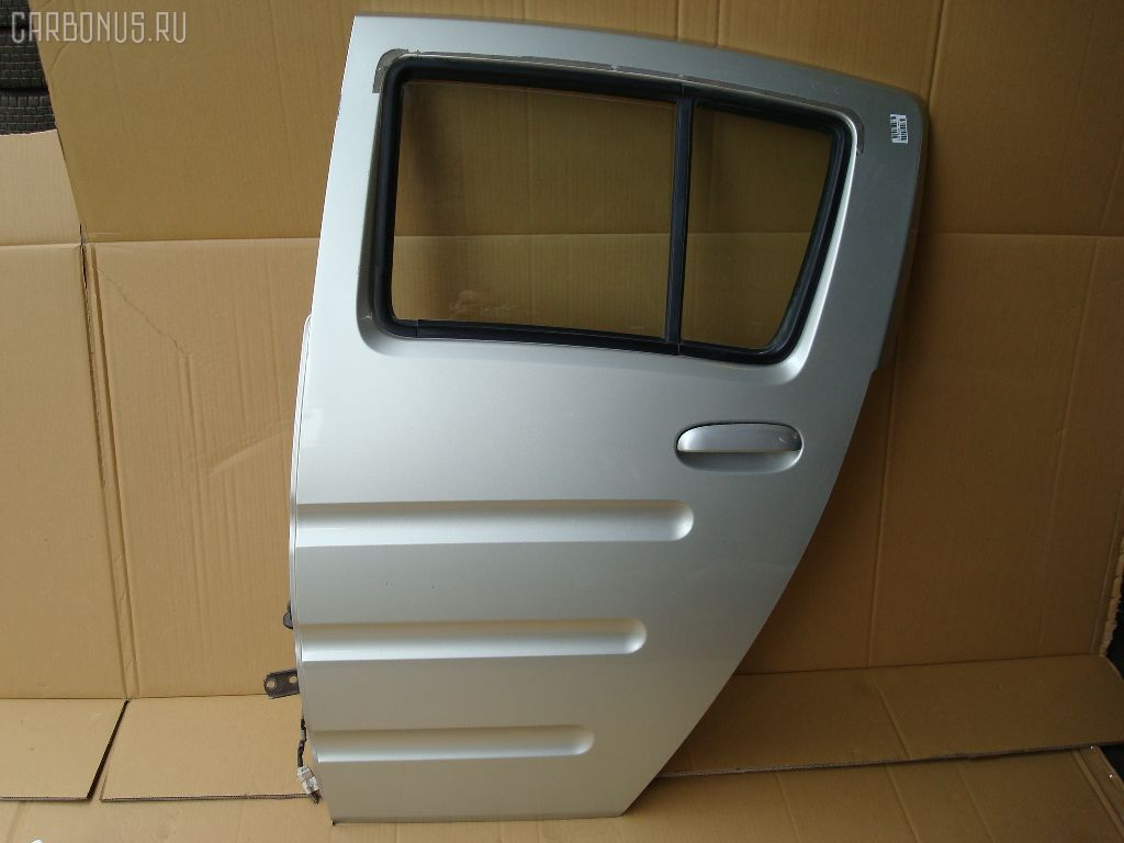 Дверь боковая TOYOTA WILL VI NCP19 Фото 1