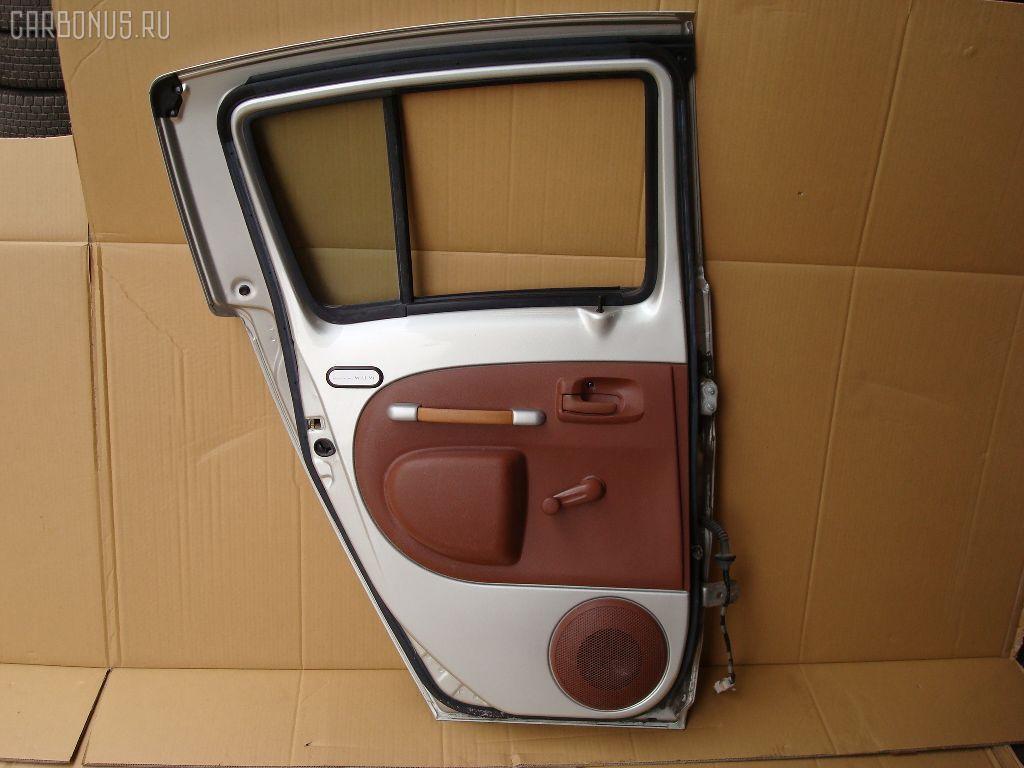 Дверь боковая TOYOTA WILL VI NCP19 Фото 2