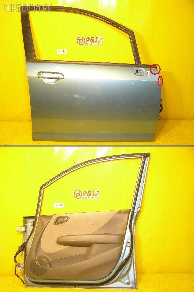 Дверь боковая HONDA FIT GD1. Фото 1