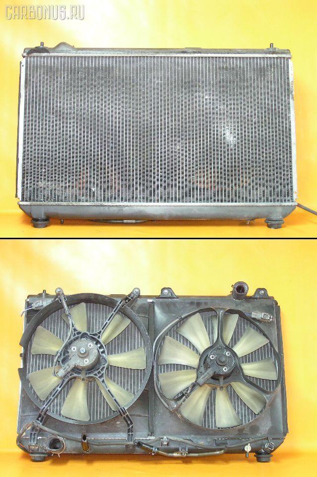 Радиатор ДВС TOYOTA MCV21 2MZ-FE. Фото 1