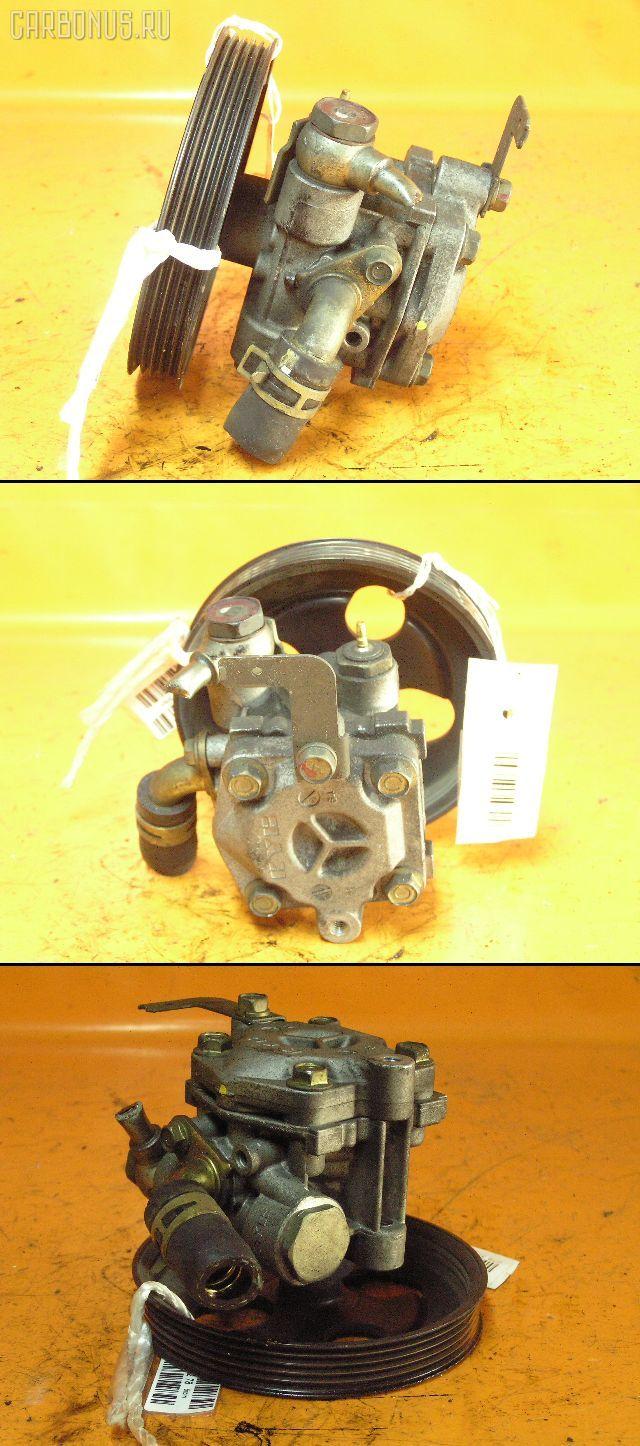 Гидроусилителя насос MITSUBISHI PAJERO IO H76W 4G93. Фото 1