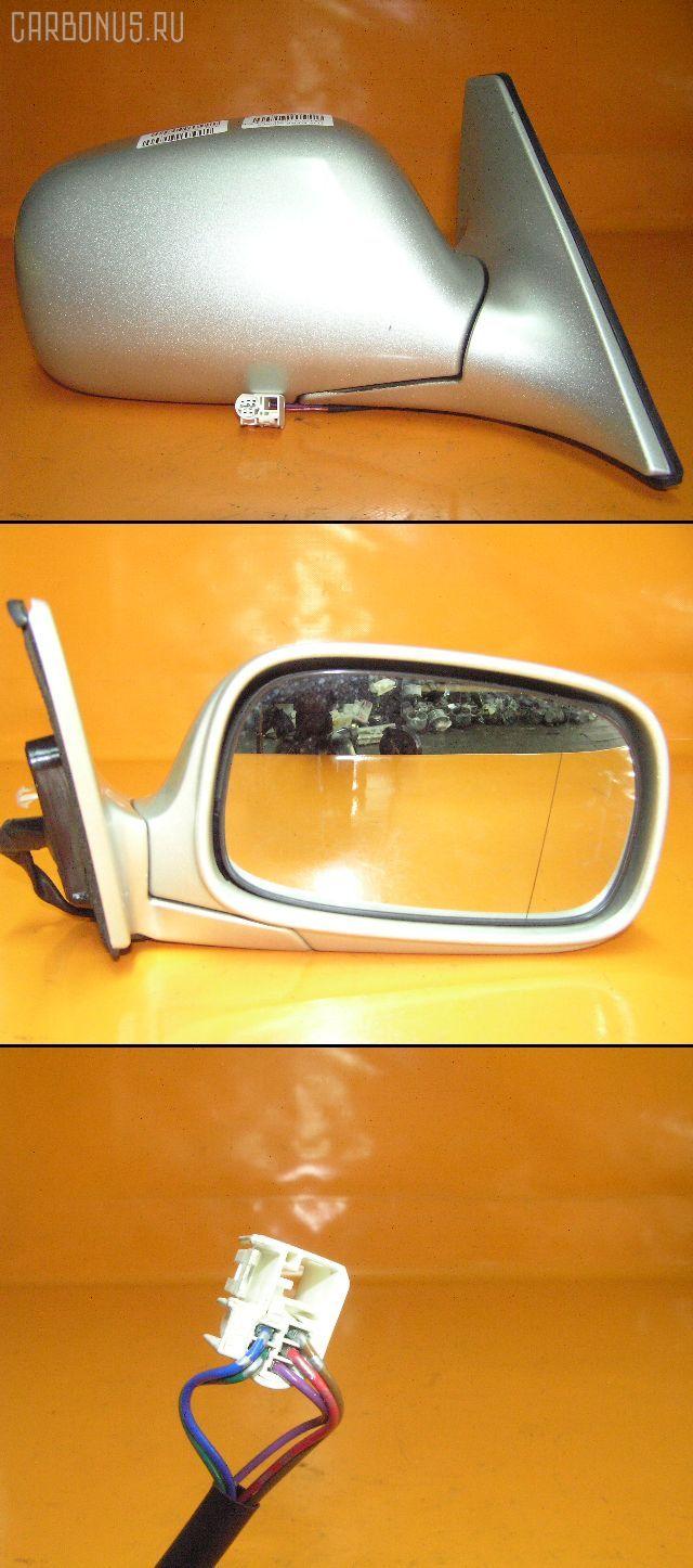 Зеркало двери боковой TOYOTA MARK II GX110. Фото 1