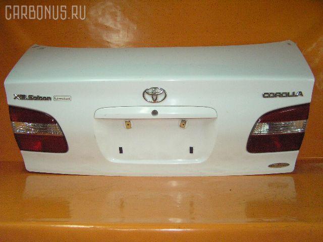 Крышка багажника TOYOTA COROLLA AE110. Фото 1