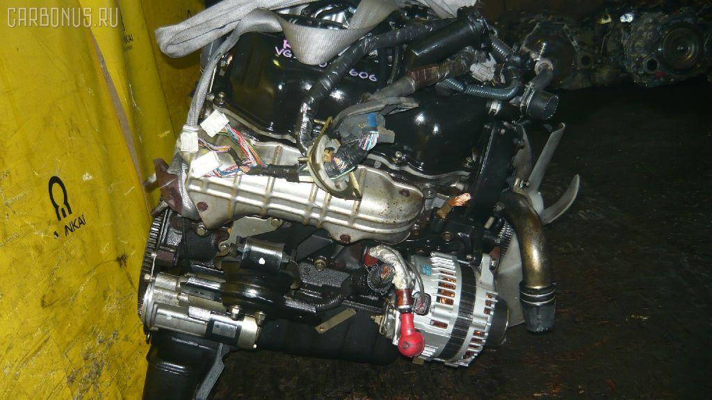 Двигатель NISSAN ELGRAND ALWE50 VG33E. Фото 4